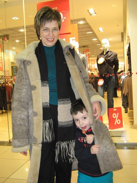 У мамы под крылышком (01-2010)