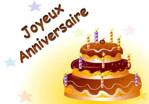 Как подписать открытку на французском языке день рождения