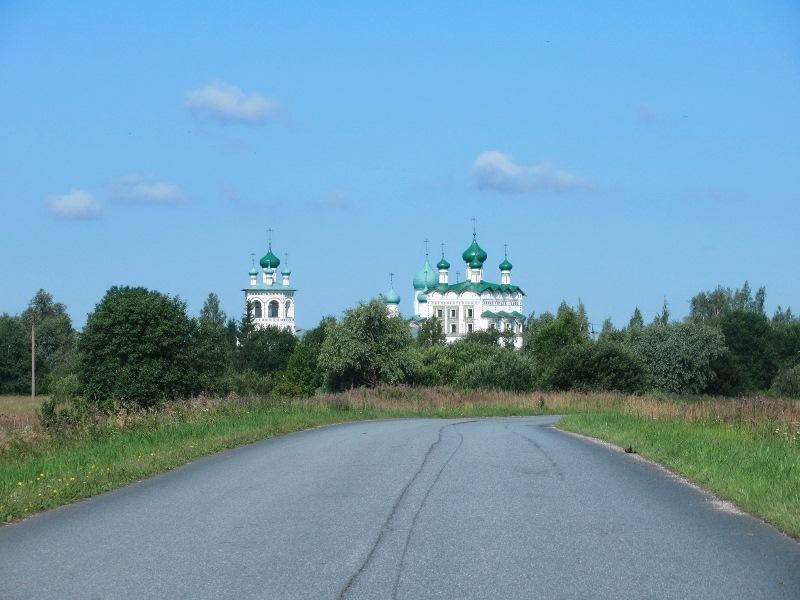 Достопримечательности в ближних окрестностях Великого Новгорода