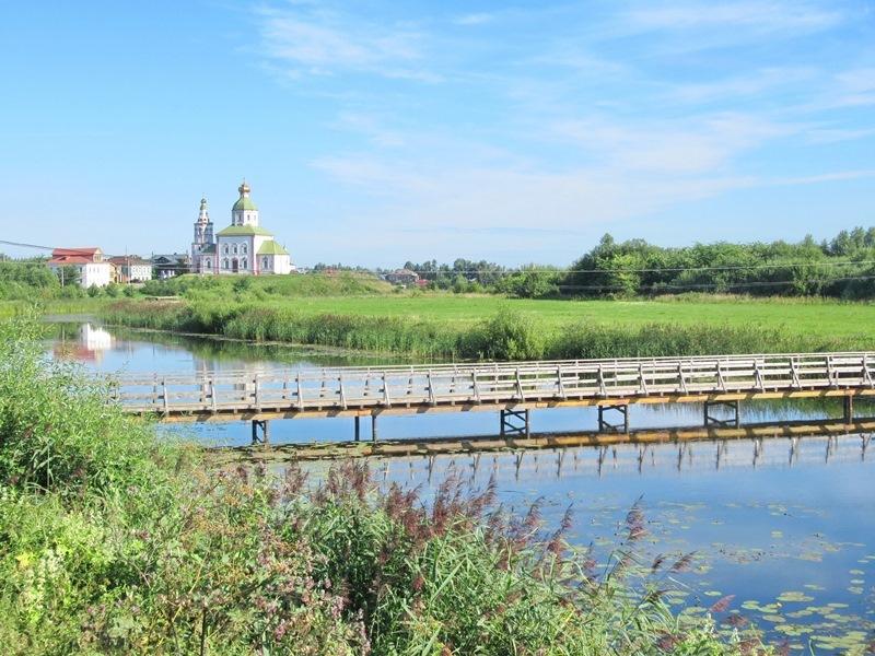 Суздаль - лучшее, что есть в России (+ церковь в Кидекше)