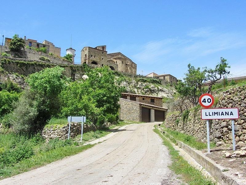 Маленькие городки северной Каталонии - Льимьяна и Виламур