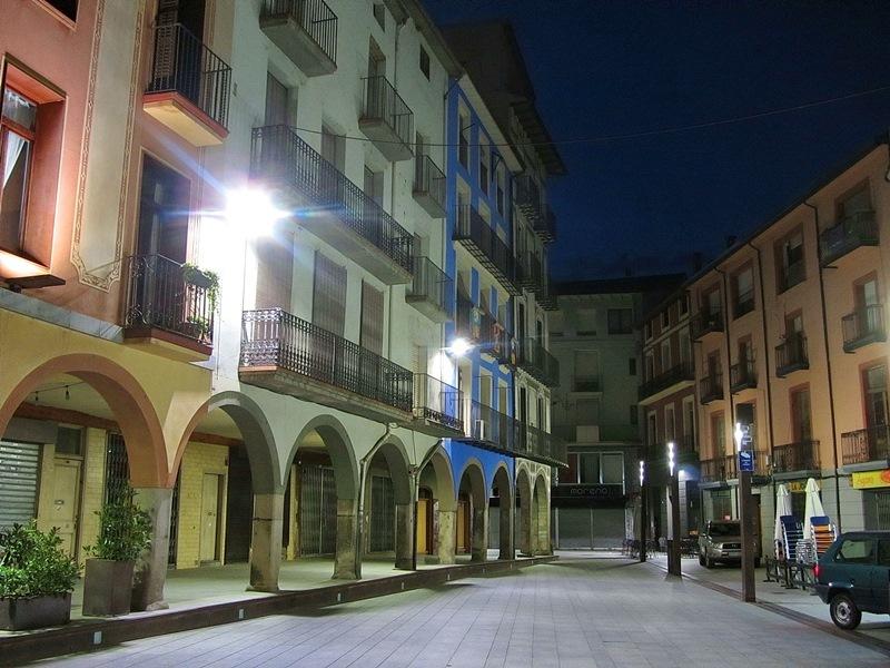 Экспресс Барселона-Пиренеи. Остановки - по требованию