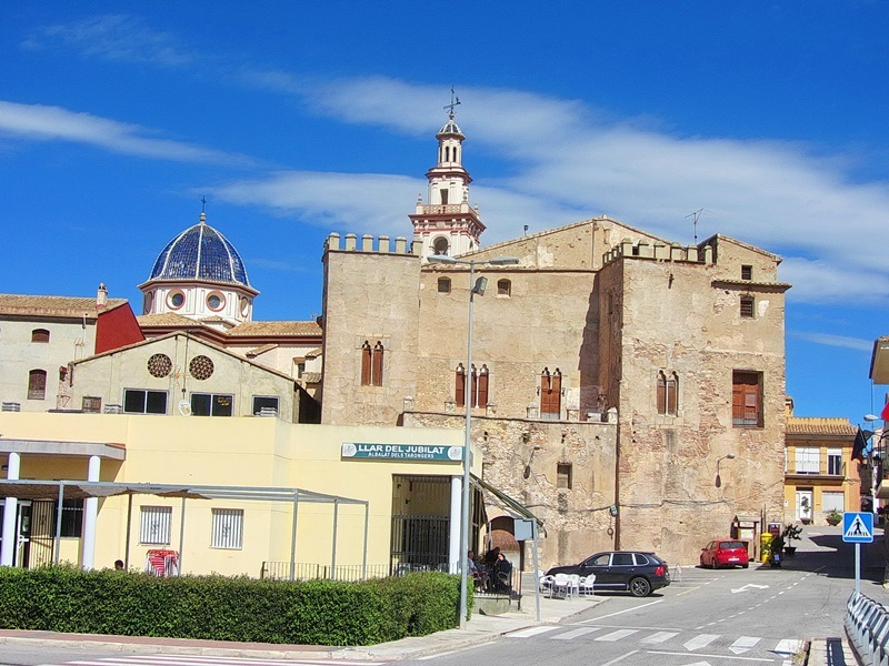 От Валенсии до Теруэля: пейзажи и городки