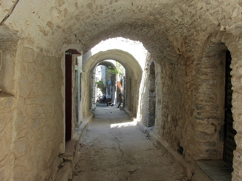 Остров Хиос – знакомство почти вслепую, или любовь с первого ... журнала