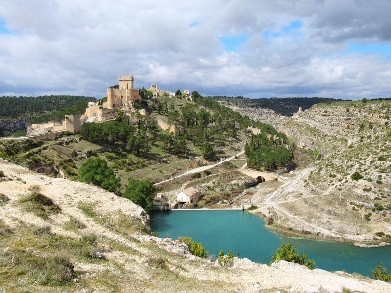 Крепости Ла-Манчи: Аларкон, Бельмонте и Калатрава-ла-Нуэва