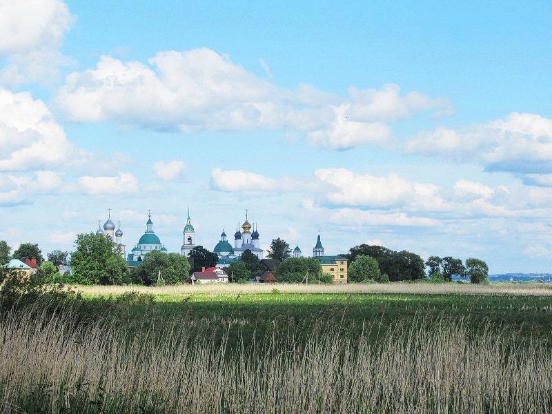 Ростов Великий: Кремль и окрестные монастыри