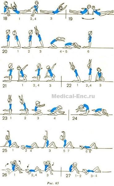 живность комплекс упражнений с картинками для мышц живота стоит забывать