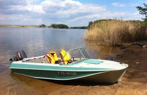 Телега для лодки казанка 29