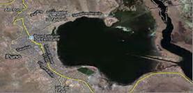Город Пуна. Прорыт атлантами глубокий канал для захода судов на ремонт.