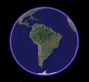 Южная Америка родина атлантов второго поколения.