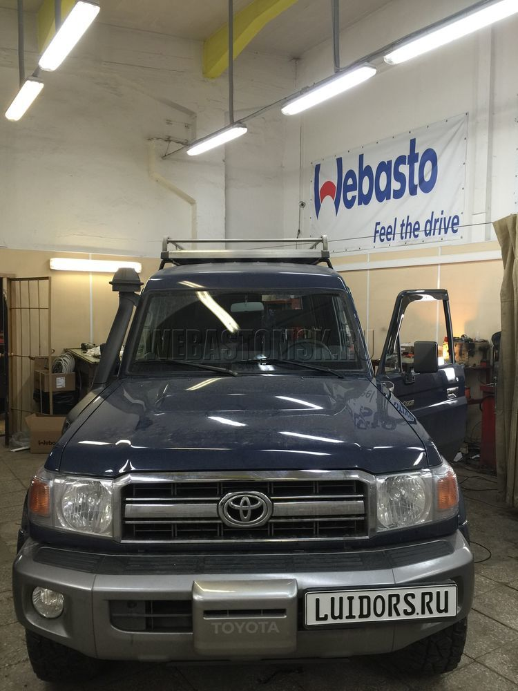 Webasto Toyota Land Cruiser 70