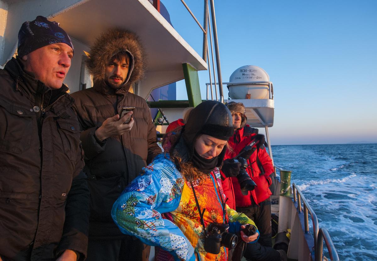 Участники съёмочной группы