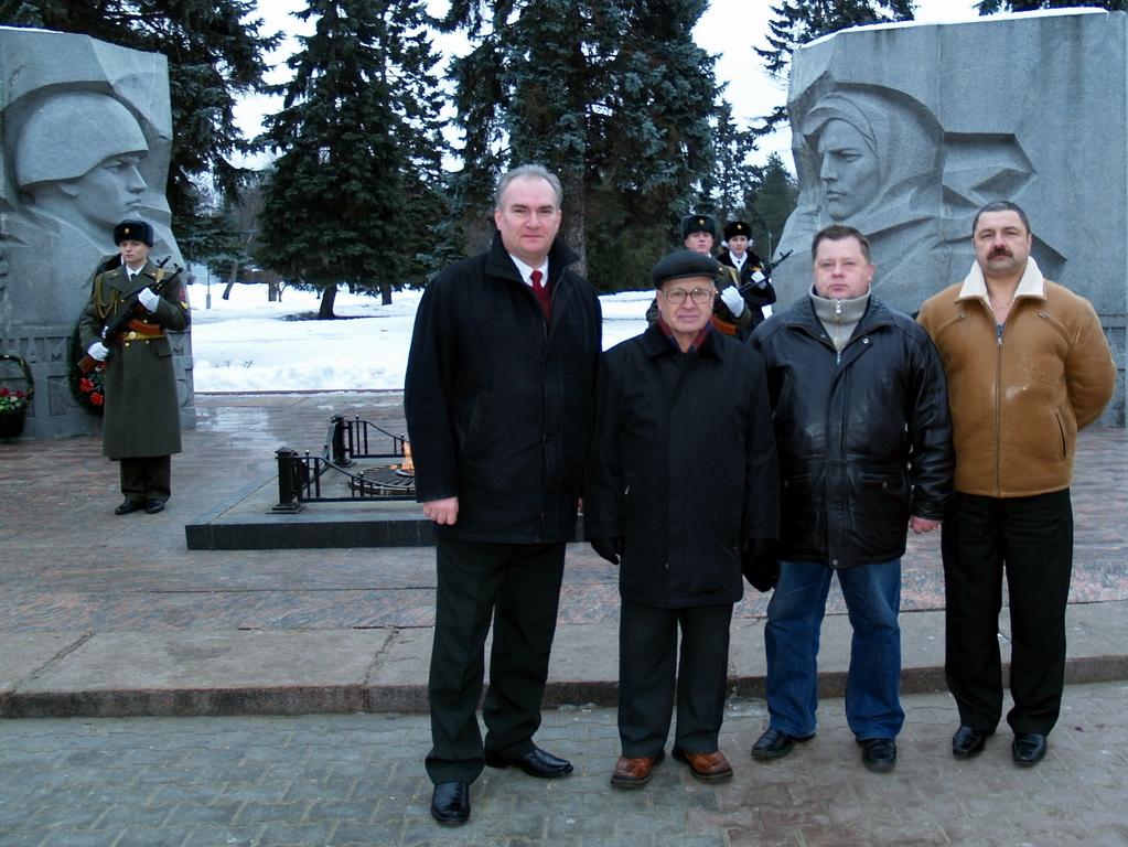поздравление с днем героев отечества губернатор
