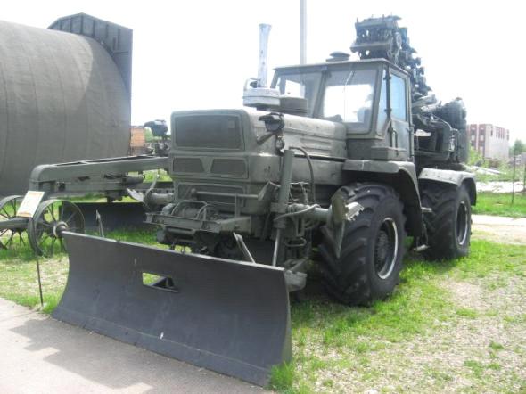копалка ПЗМ-2