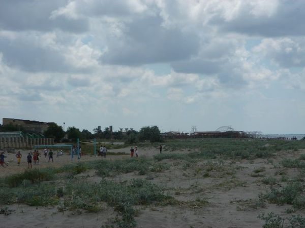 Казантип 2006. День второй.