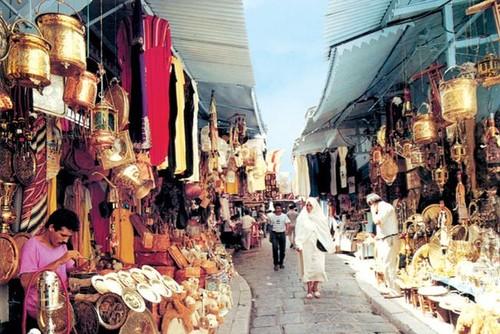 Тунис. Махдия.