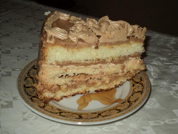 рецепт торт херсонский по госту