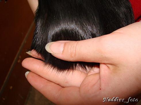 удаление мертвых волосков