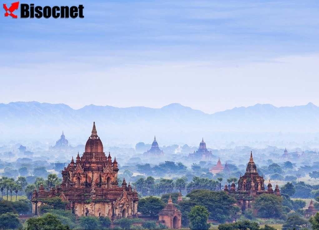 Баган (бывший язычник): Мьянма