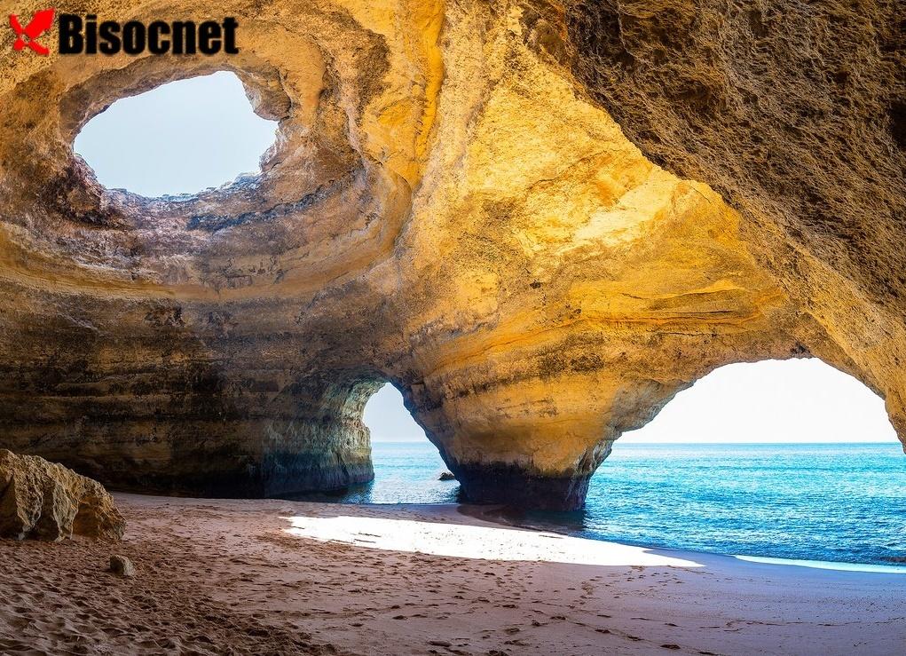 Морская пещера Бенагиль: Алгарве, Португалия