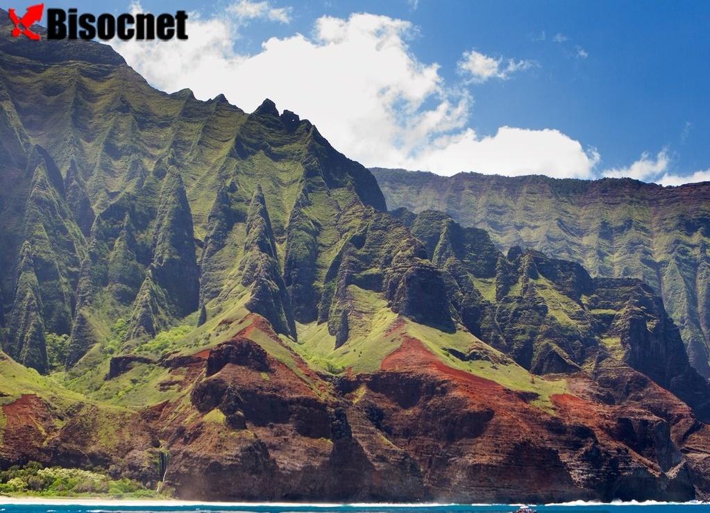 Побережье Нали: Кауаи, Гавайи
