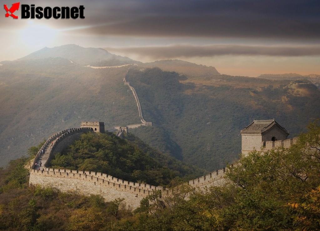Великая китайская стена: Пекин, Китай
