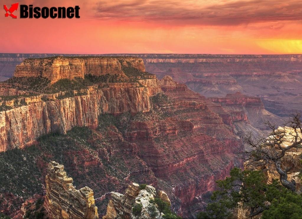 Национальный парк Гранд-Каньон: Аризона, США