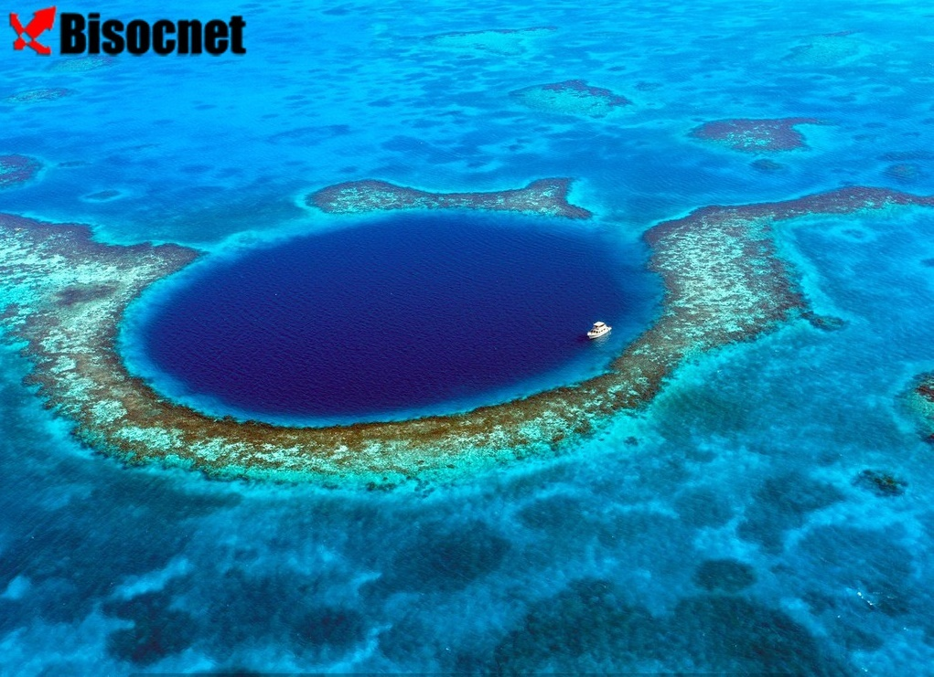 Большая Голубая дыра: Белиз