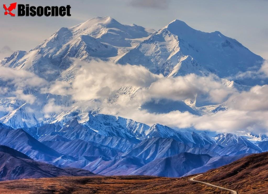 Денали (бывшая Мак-Кинли): Аляска