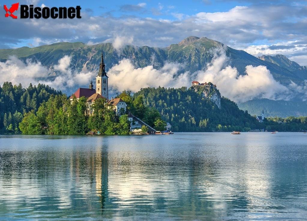 Озеро Блед: Словения