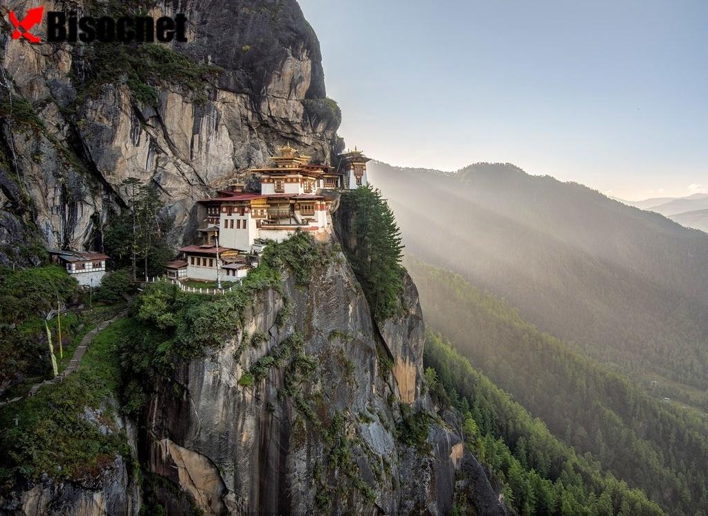 Паро Такценг: Бутан