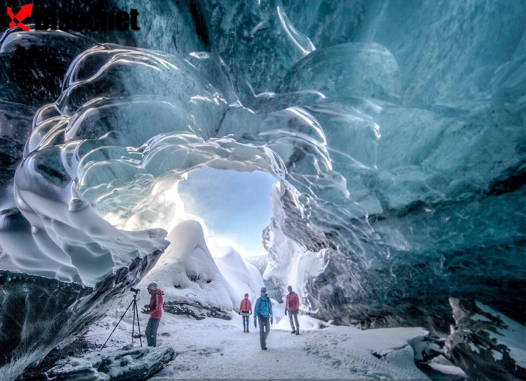 Vatnajökull: Исландия
