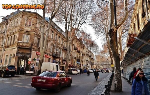 Тбилиси путешествия, факты, фото