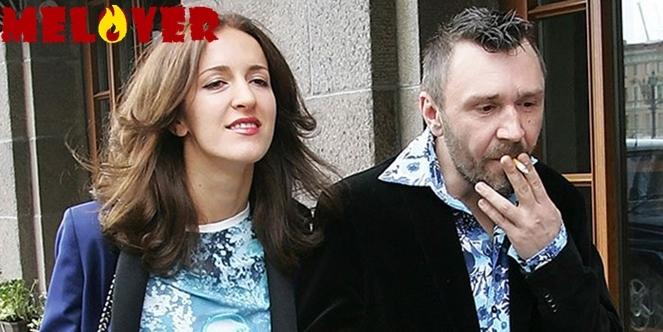 Жена Сергея Шнурова