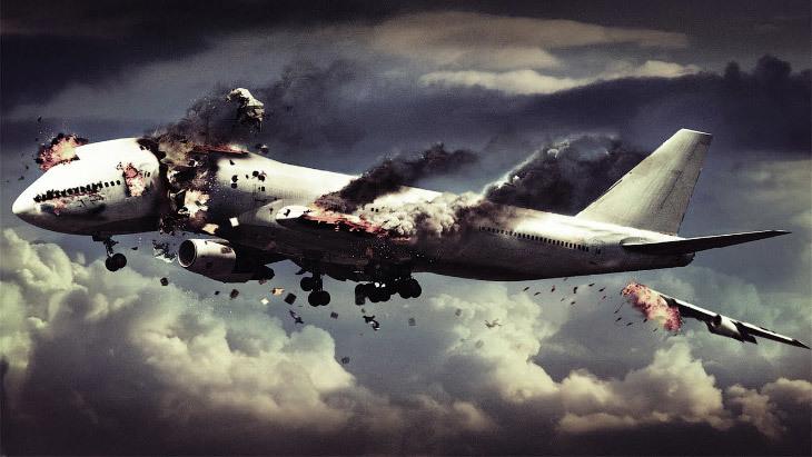 Сонник Авиакатастрофа