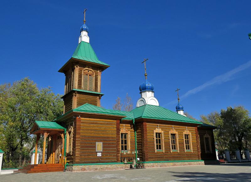"""Благовещенск. Часть 3: центр """"Молох"""",Дальний Восток,казаки,""""Раскол"""",дорожное,деревянное"""