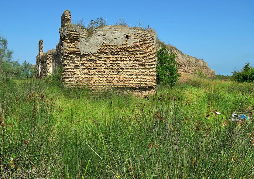 Ашур-ада и Бендер-Туркмен. Забытая крепость на чужом берегу.