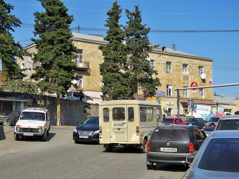 Транспорт Армении