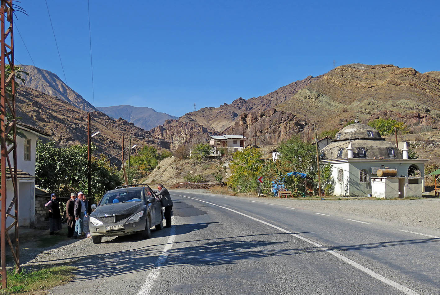 Тао - турецкая Армяногрузия. Часть 1: Ишхан и Тортум Турция,природа,дорожное,деревянное,этнография,индустриальный гигант