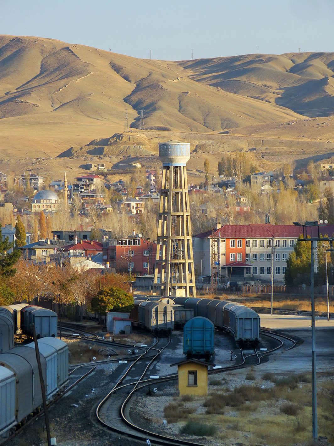 Ван. Часть 1: столица Урарту замки-крепости,Великая Степь,Турция,дорожное