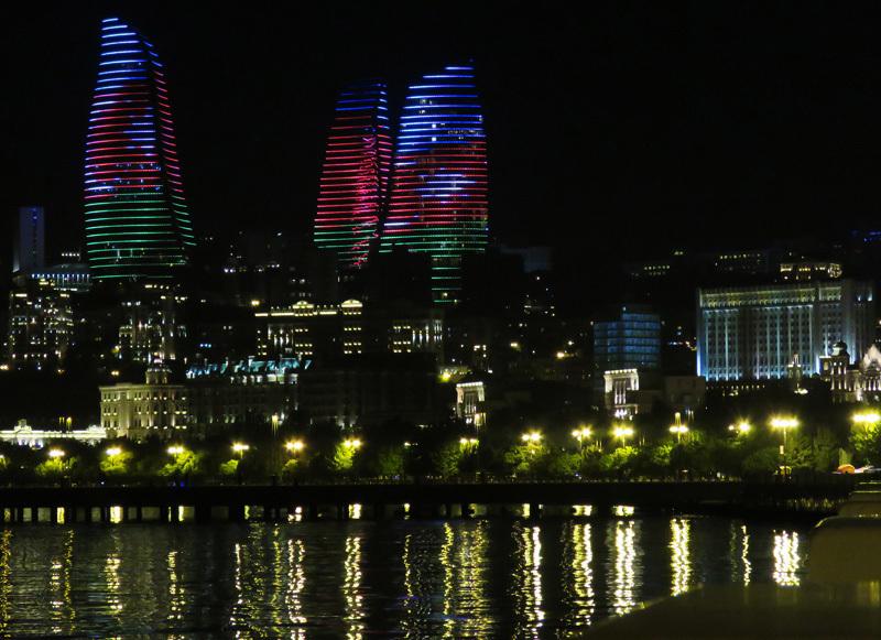 Баку это где