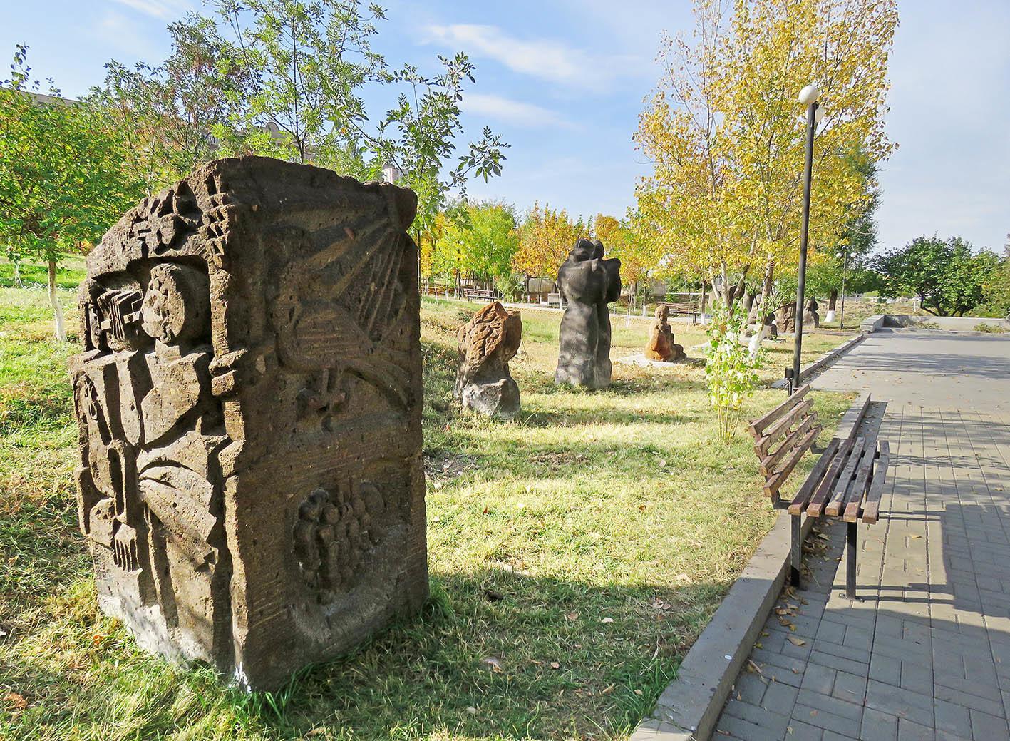 Ереван. Часть 10: Нор-Норк, Аван, Канакер Армения,казаки,дорожное,индустриальный гигант