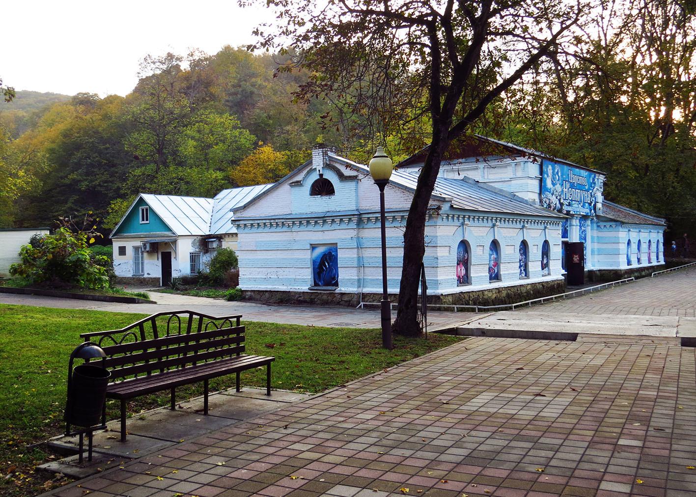 Горячий Ключ, или КавМинВоды по-краснодарски. Кавказ,природа,дорожное,курортное,Русский Юг