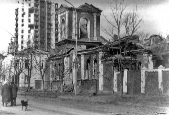 Грозный. Часть 3: проспект Кадырова и проспект Путина