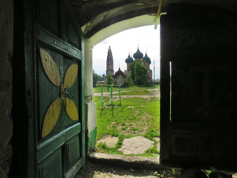 Великое село с маленьким кремлём