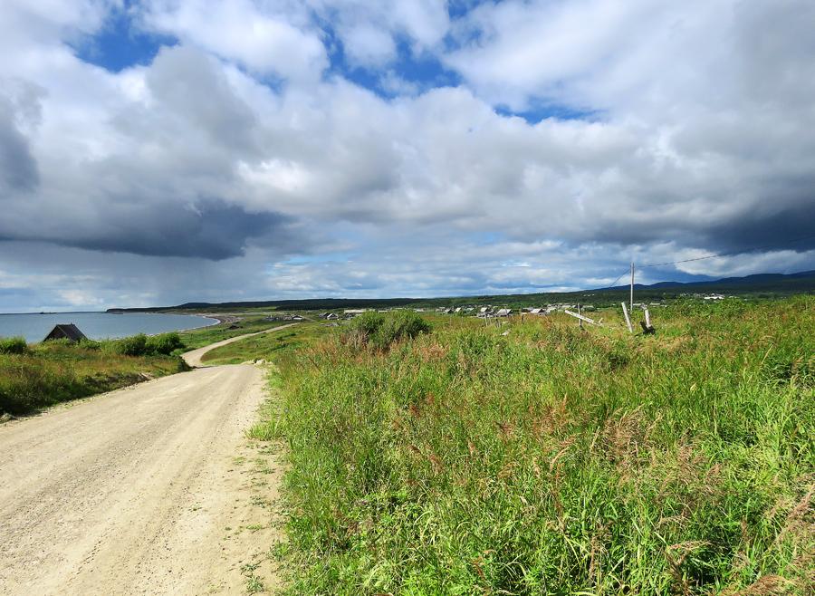 Север и юг, или Хоэ и Отэ. Два села на Сахалине.