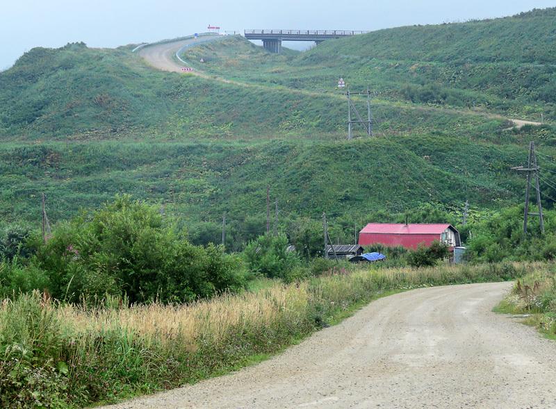 Север и юг, или Хоэ и Отэ. Два села на Сахалине. дальний восток