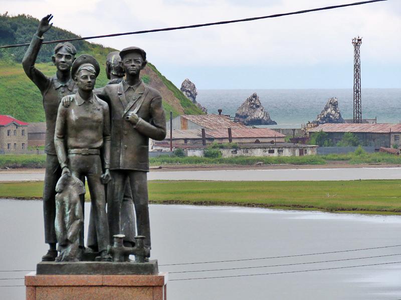 Александровск-Сахалинский. Часть 1: Три брата и Дуэ