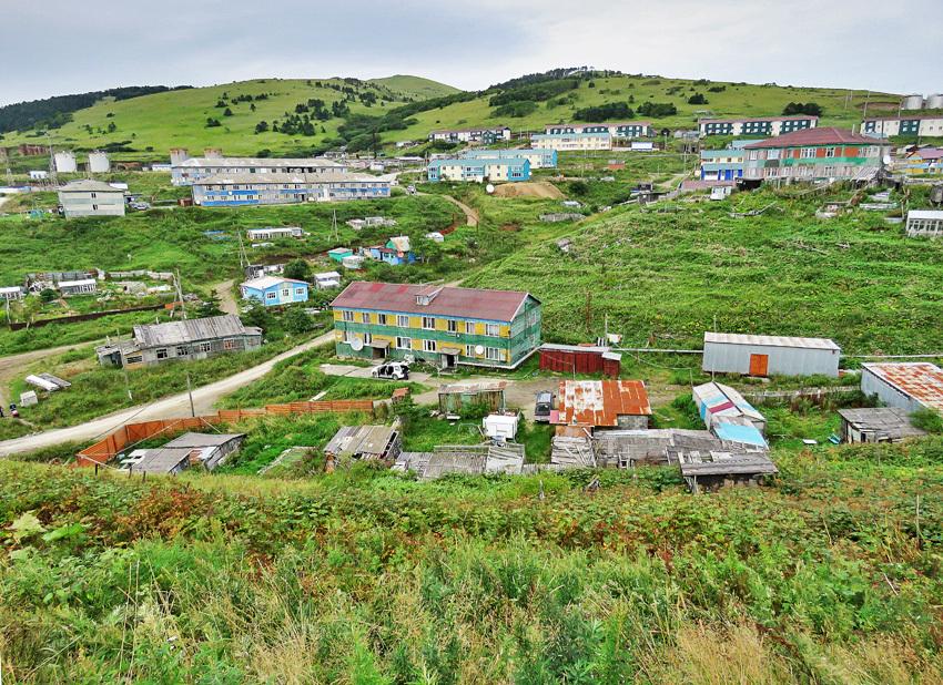 Шикотан. Часть 1: Малокурильское и Крабозаводское. Самые дальние селения России