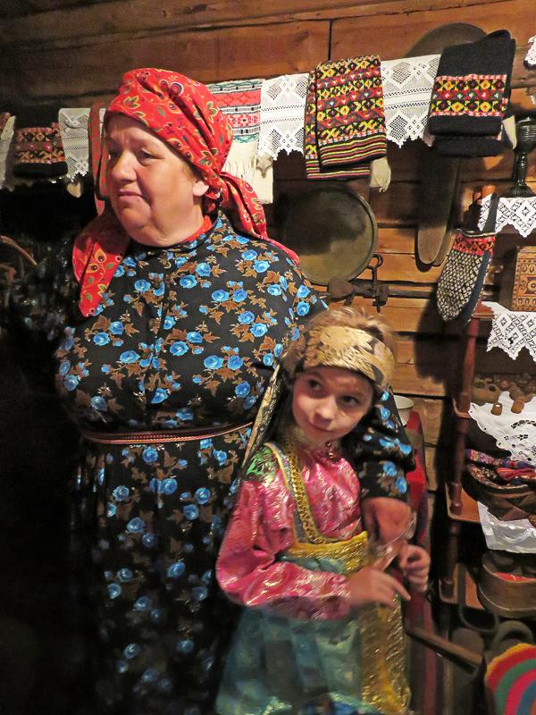 Усть-Цильма. Часть 5: музеи и родовые дома